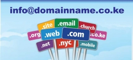 Domains Registration, Customized Emails & Website design, Web Hosting Services
