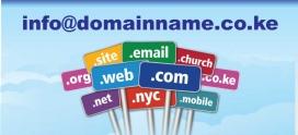 Domains Registration, Customized Emails & Website design, Web Hosting Services