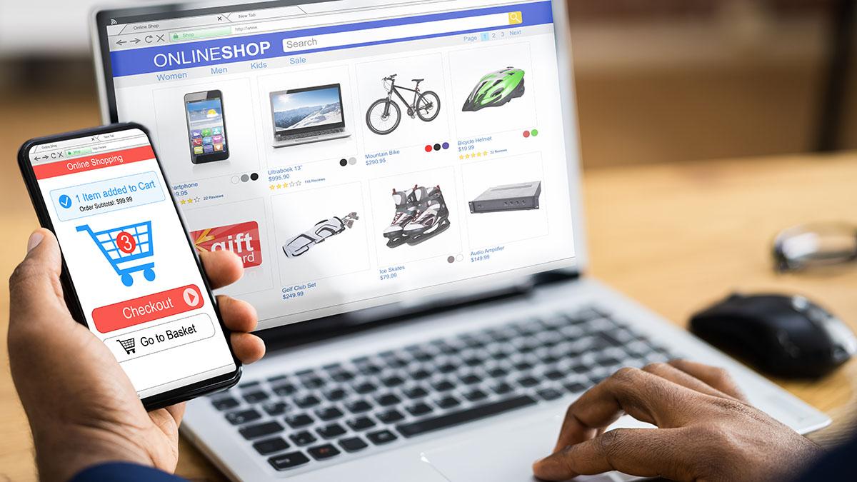 Benefits of ecommerce website